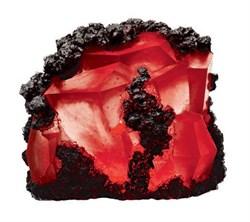 H2Show - Красный Рубин + красная  подсветка (декорация для аквариума) - фото 19303