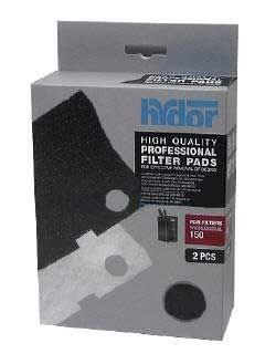 Hydor черная фильтрующая губка для фильтров Hydor Professional 450/600 - фото 19616