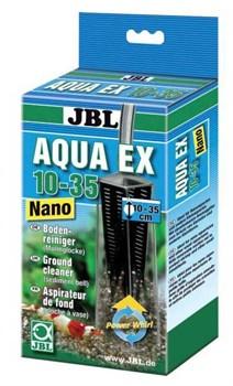 JBL AquaEx Set 10-35 NANO - очиститель грунта (сифон) для нано-аквариумов (высотой 15 - 30 см) - фото 19788