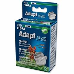 JBL ProFlora Adapt u-m - адаптер для возможности использовать системы CO2 JBL на одноразовых баллонах с заправляемыми баллонами - фото 20032