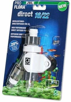 Akvionika.ru - аквариумный интернет-магазин - JBL ProFlora Direct 16/22 - CO2-диффузор для подключения к внешнему фильтру с диаметром шланга 16/22 мм