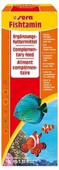 sera Fishtamin 100 мл - фото 20862