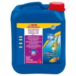 sera kH-pH-plus 5 л - средство для увеличения карбонатной жёсткости и pH - фото 20963
