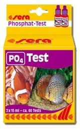 sera PO4-Test - тест на фосфаты - фото 21063