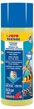 sera Toxivec 250 мл - препарат, нейтрализующий токсины и остатки лекарств - фото 21231