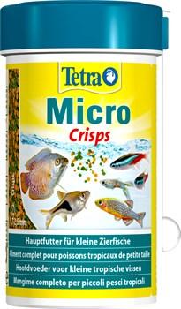 Tetra Micro Crisps 100 мл - корм для рыб, микро чипсы - фото 22344