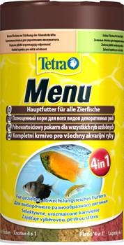 TetraMin Menu 250 мл - универсальный корм для рыб - фото 23028