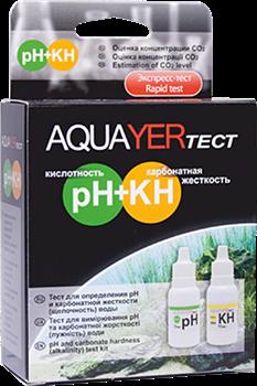 Aquayer тест pH+kH - фото 24162