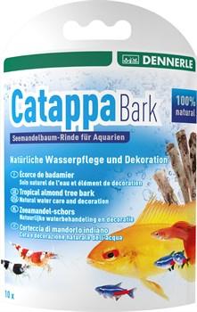 Dennerle Catappa Barks - Кора тропического миндального дерева  10 шт. по 12 см на 1000 литров воды - фото 24302
