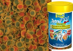 Tetra PRO Energy Crisps 210 г (соответствует 1/10 ведра 10 л) на развес - универсальный корм для рыб - фото 24309