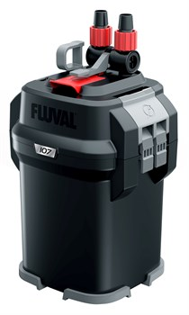 Fluval 107 - внешний фильтр для аквариумов от 40 до 130 литров - фото 25360