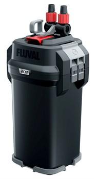 Fluval 207 - внешний фильтр для аквариумов от 60 до 220 литров - фото 25367