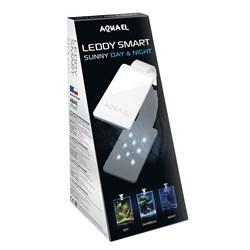 AQUAEL Leddy Smart Sunny Day&Night 4,8 Вт светильник с креплением, белый - фото 26449