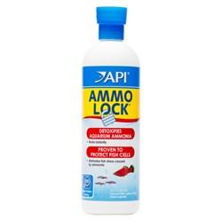 API Ammo-Lock 473 мл - Средство для нейтрализации аммиака в аквариумной воде - фото 26466