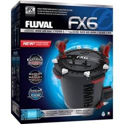 Fluval  FX-6 - внешний фильтр для аквариумов до 1500 литров - фото 26517