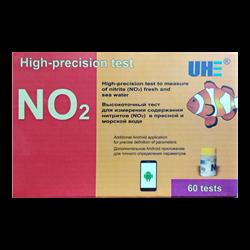 UHE NO2 test - тест для определения концентрации нитритов нитратов в воде - фото 27164