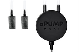 aPUMP MAXI - аквариумный компрессор для аквариумов объемом до 200 л (COLLAR)