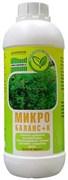 Aquabalance Микро-баланс+К 1 л - удобрение для растений