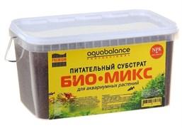 Aquabalance питательный субстрат БИО-МИКС 5,8 л - удобрение для растений
