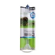 AQUAEL - очиститель аквариумного грунта XL со скребком (66.5 см)