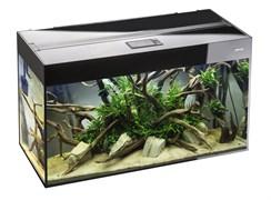 AQUAEL Glossy 100 (215л) аквариум с LED освещением
