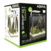 AQUAEL Shrimp Set Smart II 30 л - аквариум черный