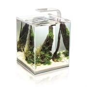 AQUAEL Shrimp Set Smart PLANT II 19 л - аквариум белый