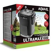 AQUAEL Ultramax-1000 - внешний фильтр для аквариумов  до 300 л, 1000 л/ч, 3 корзины по 1,9 л