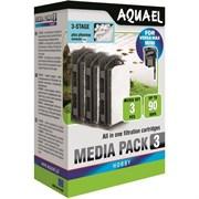 AQUAEL Картридж сменный для Versamax mini с PhosMAX (3 шт.)