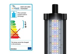 Aquatlantis Easy LED Freshwater 1200 мм, 62 Вт, 6800 К