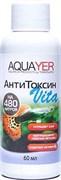 Aquayer АнтиТоксин Vita 60 мл - Комплексный кондиционер для воды с витамином В1