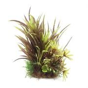 ArtUniq Heteranthera red mix 20 - Композиция из искусственных растений Гетерантера красная, 20 см