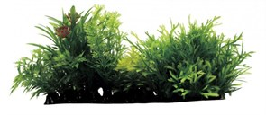 ArtUniq Moss with Plant Mix - Композиция из искуственных растений Мох, 15x7x9 см