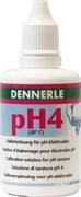 Dennerle - Калибровочный раствор pH=4 50 мл для калибровки рН-электродов