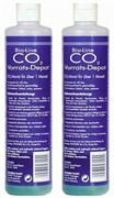Dennerle BIO CO2 Refill-Depot 2x - Набор из двух баллонов с контролируемым гелем для CO2-систем BIO