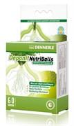 Dennerle Deponit NutriBalls, 60 шт. - корневое удобрение в виде шариков для аквариумных растений