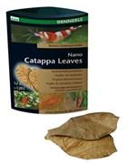 Dennerle Nano Catappa Leaves - Листья миндального дерева 12 шт.