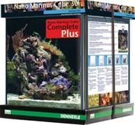 Dennerle NanoCube Marinus Complete PLUS на 60 литров -  морской аквариум с аксессуарами