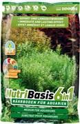 Dennerle NutriBasis 6-in-1 2,4 кг  - Грунтовая подкормка для аквариумных растений, пакет для аквариумов