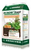 Dennerle Scaper's Soil - Питательный грунт для растительных аквариумов, зерно 1-4 мм, 8 л