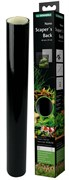 Dennerle Scaper's Back Black - самоклеющаяся декоративная фон-пленка для задней стенки аквариума (чёрная)