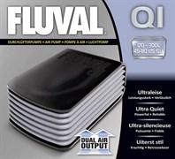 Fluval Q1 Air - компрессор для аквариумов от 170 до 300 л