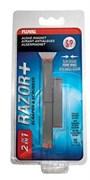 Fluvar Razor+ 2-in-1  (до 6 мм) - магнитный скребок с лезвием для стёкол до 6 мм