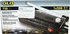 Glomat 1 x 20 Вт - пускатель для люминесцентных ламп мощностью 18 или 20 Вт (Т8)