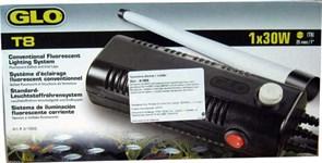 Glomat 1 x 30 Вт - пускатель для люминесцентных ламп мощностью 30 Вт (Т8)