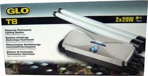 Glomat 2 x 20 Вт - пускатель для двух люминесцентных ламп мощностью 18 или 20 Вт (Т8)