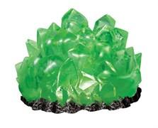 H2Show - Зеленый Изумруд + зеленая подсветка (декорация для аквариума)
