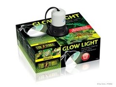 Hagen Exoterra Glow Light светильник навесной для ламп накаливания, диаметр - 14 см