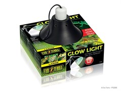 Hagen Exoterra Glow Light светильник навесной для ламп накаливания, диаметр - 25 см