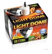 Hagen Exoterra Light Dome - светильник для ламп накаливания и компактных люминесцентных ламп, диаметр - 14 см